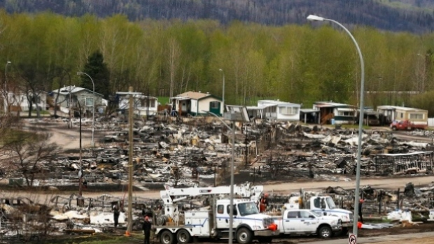 Global Water Futures discusses risks of rebuilding Fort McMurray